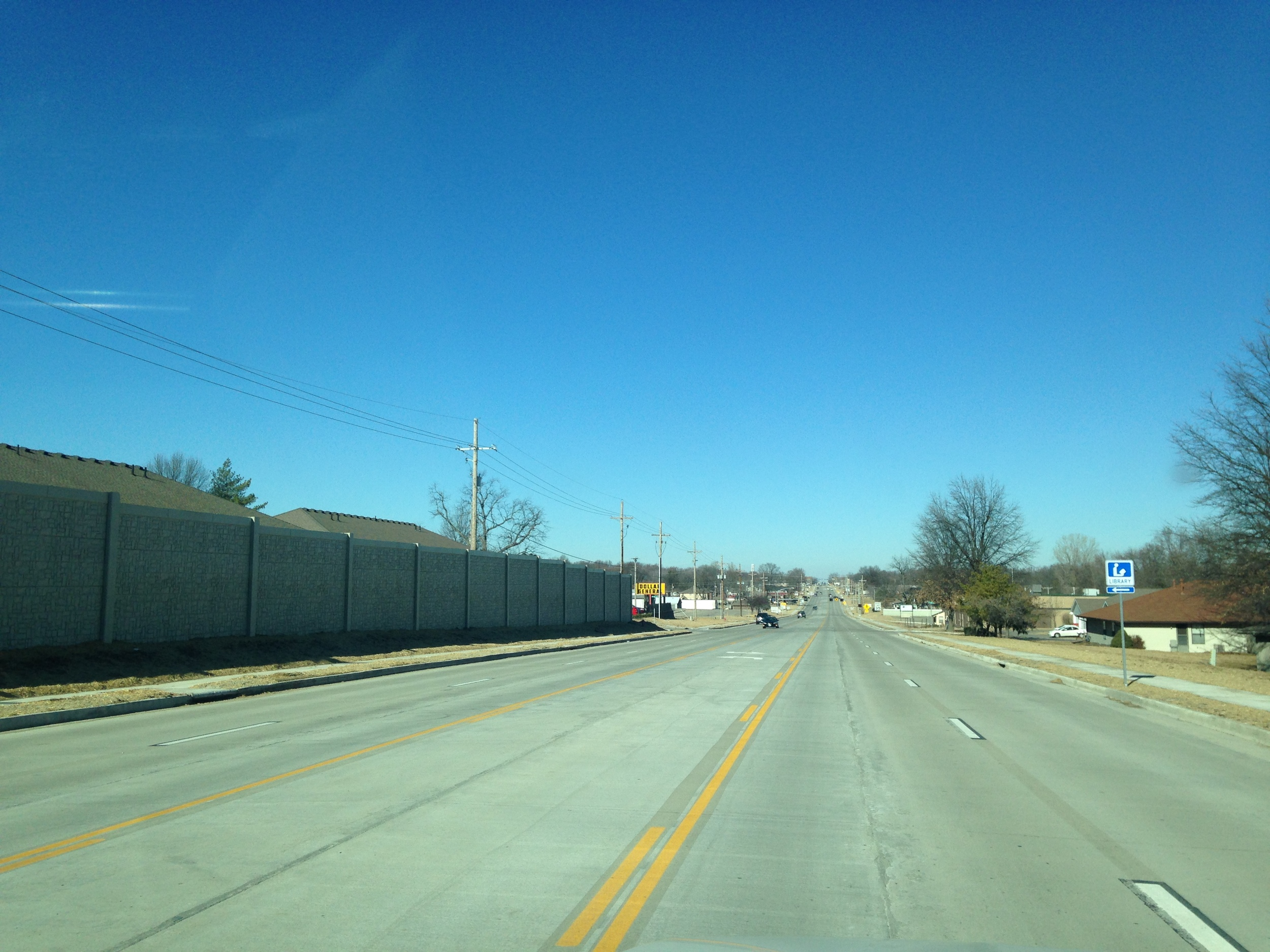 Rte. F Widening thru Oak Grove, MO