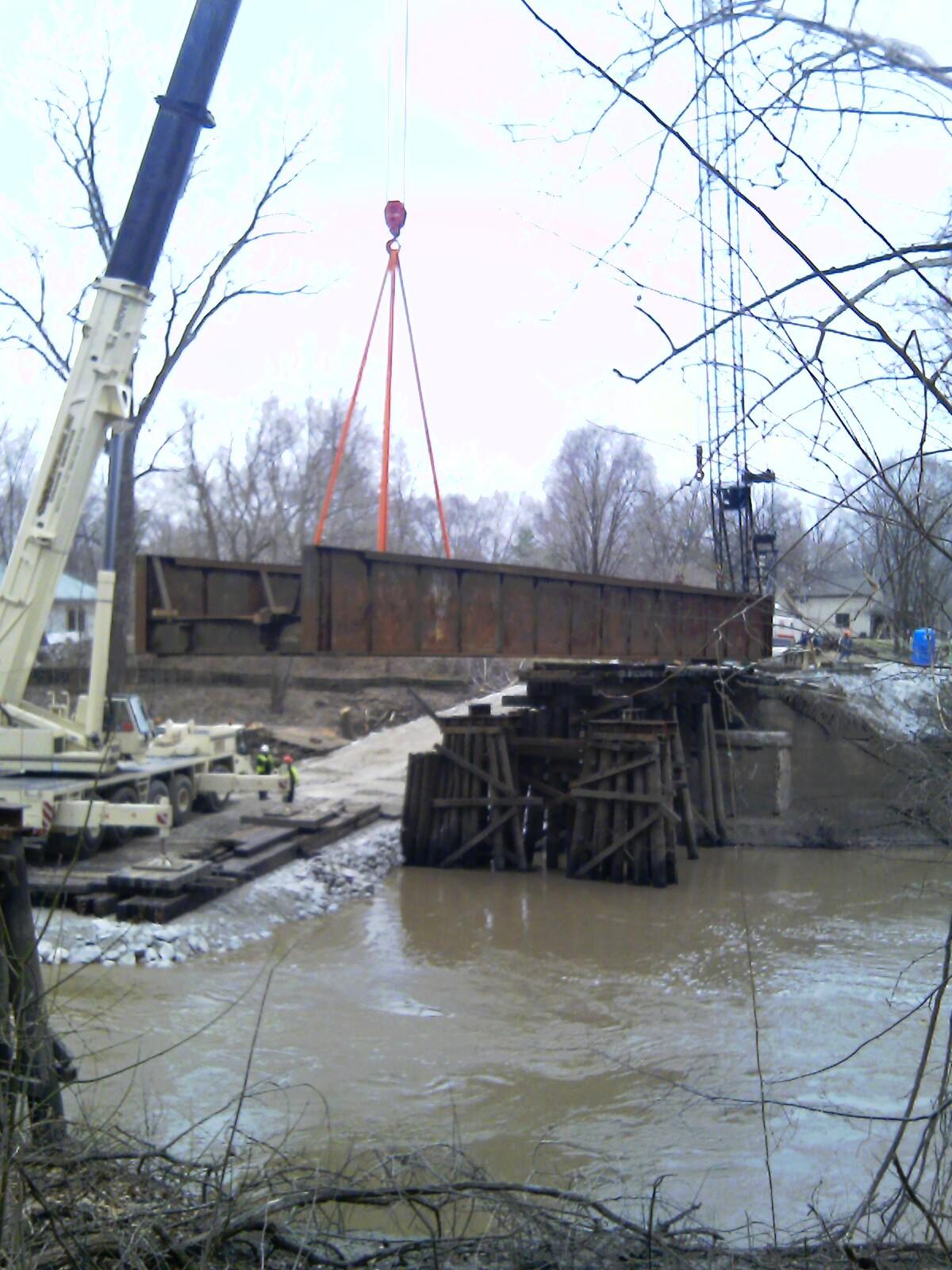 Roacheport, MO Historic Katy Trail Bridge Replacement
