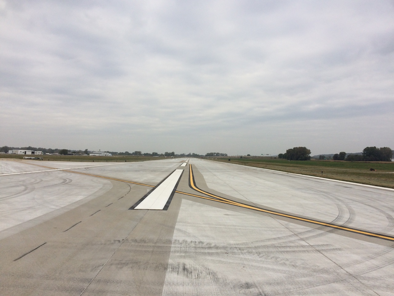 Jefferson City Memorial Airport RW 12-30
