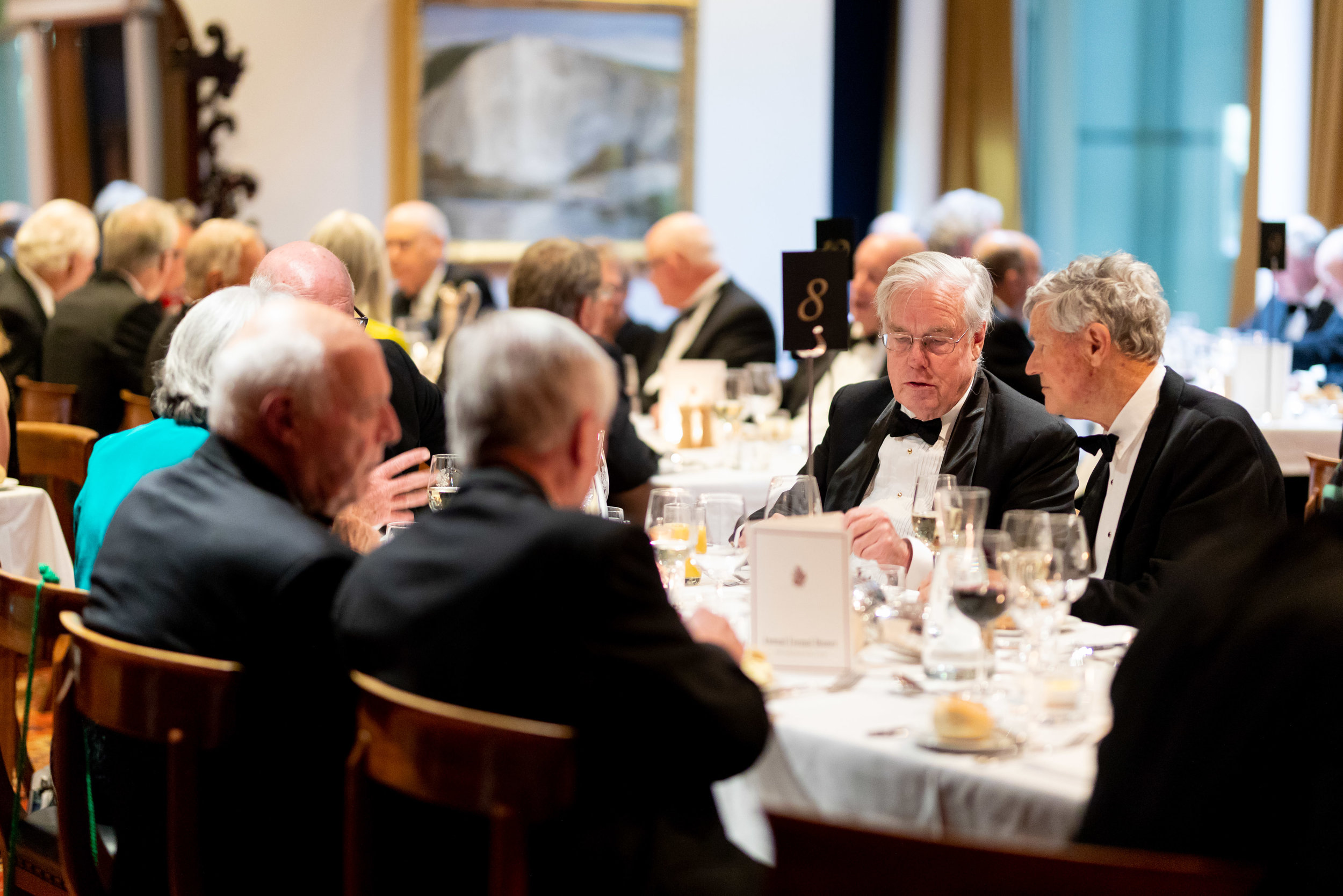 ANNUAL MEMBERS ONLY DINNER, WITH JUSTICE STEPHEN KÓS, 23 AUGUST 2018