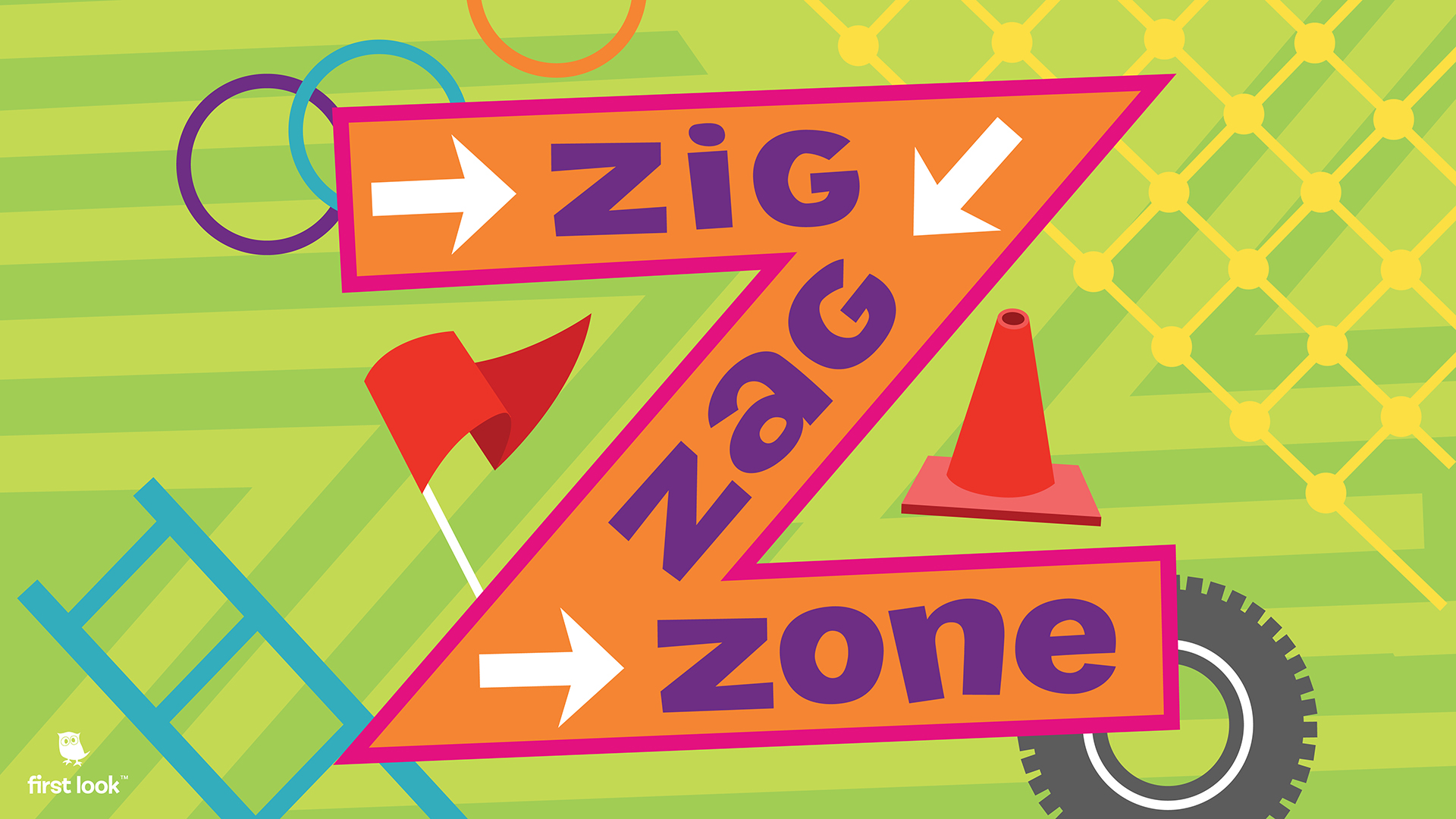 The Rock Church of Fenton, Lake Fenton, Linden, and Byron, Michigan exists to preach the Word of God, Baptize, and Disciple zig zag zone