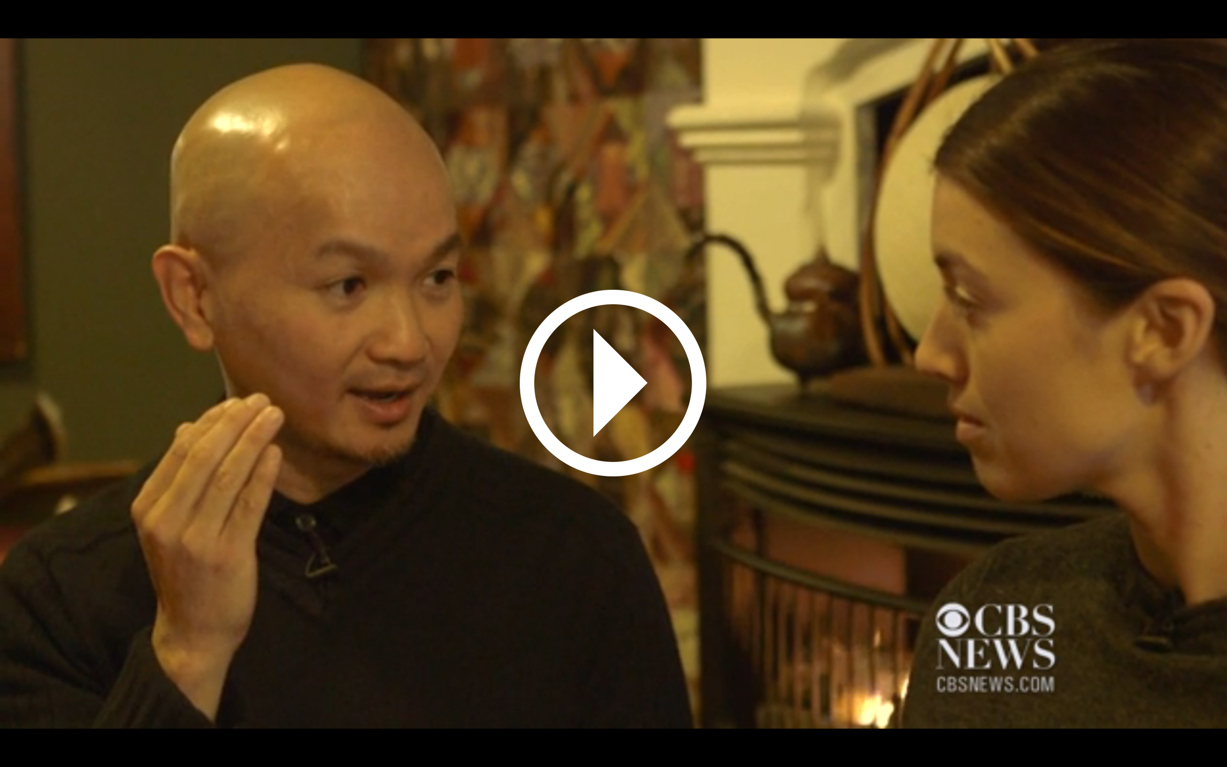 Featuring Dr. Home Nguyen in an interview with CBS News