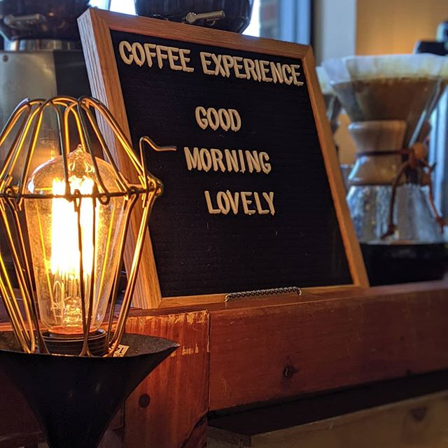 Coffee : Experience is raising a cup to you and the amazing day you are going to have! Happy Weekend and Coffee Cheers! #coffeebuildscommunity