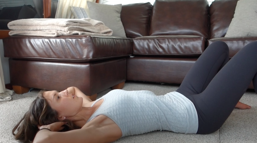 Normal Crunches x20
