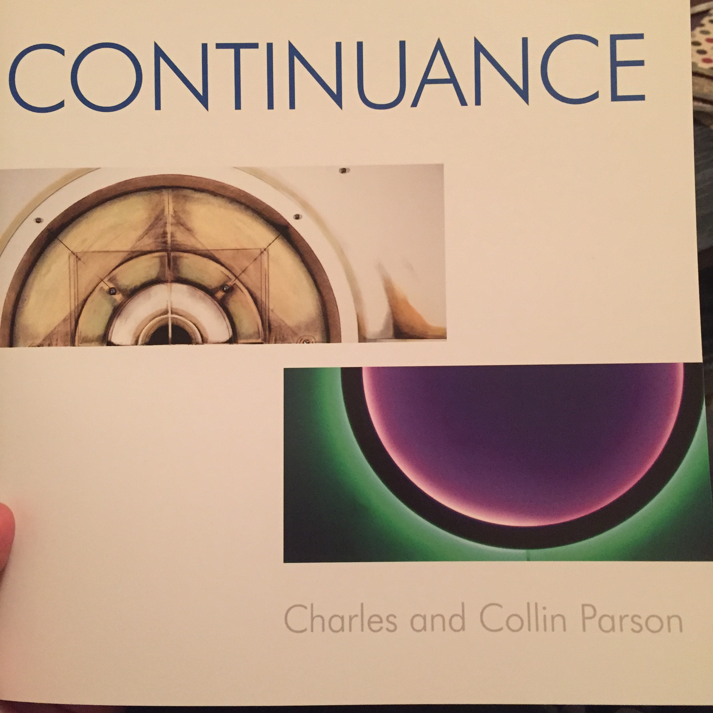 Continuance Catalog or Catalogue if British