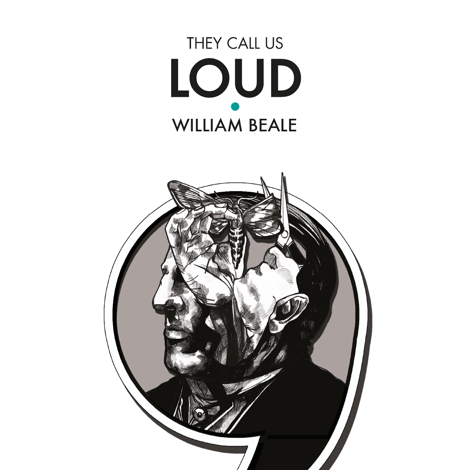 William Beale - They Call Us Loud, Vol. 1 - cover.png