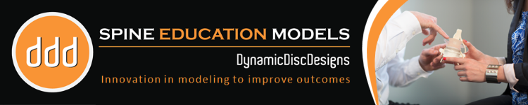 This Episode Brought to You by Dynamic Disc Designs. Arguably the most accurate dynamic spine models on the market.  Use promo code   MCFDISC18   to receive 10% off your first purchase!