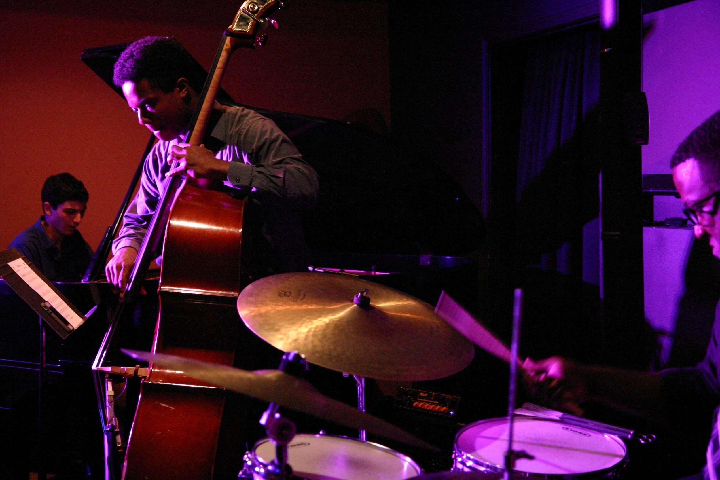 w/ Andres Rovira and Robert Boone @ The Velvet Note