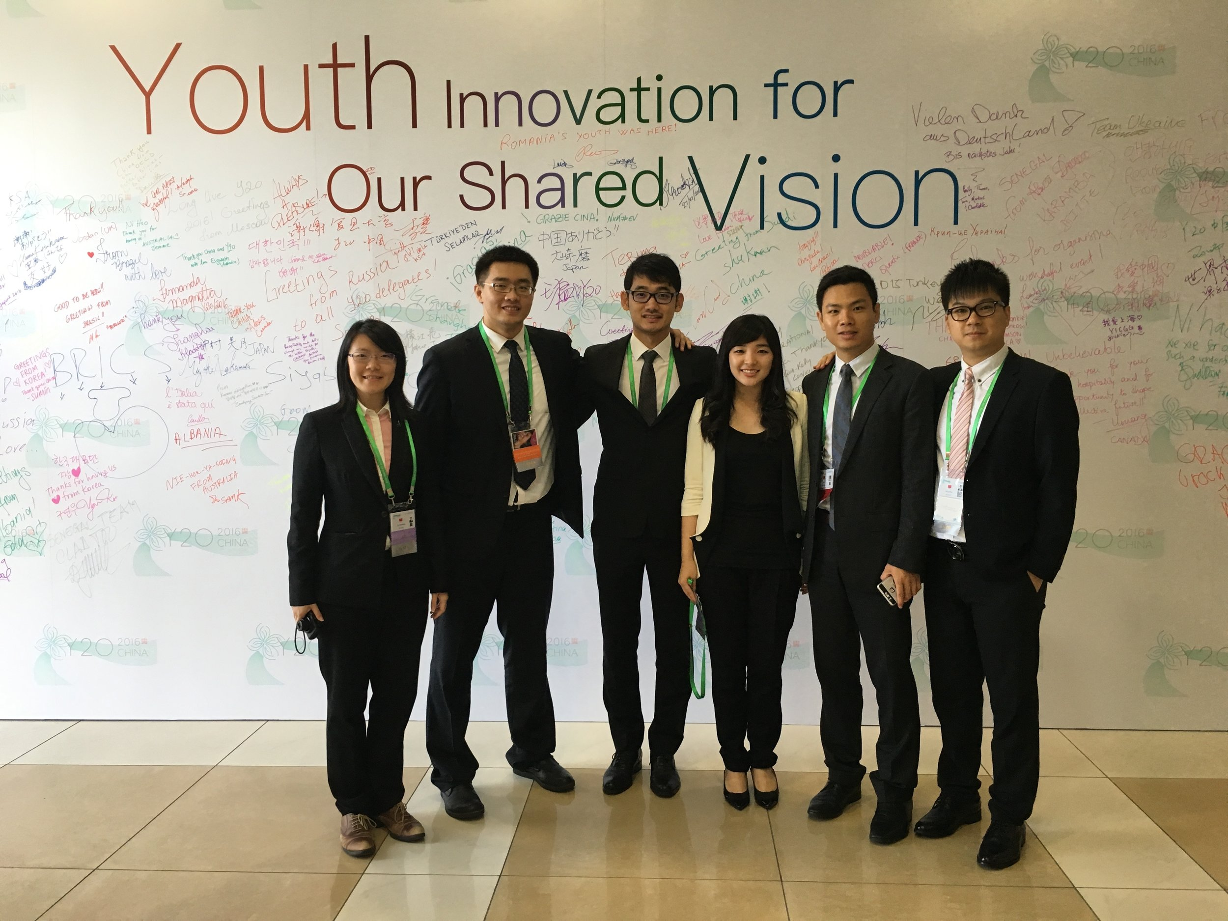 Delegate Annie with the Chinese Delegation (Shanghai 2016).jpg