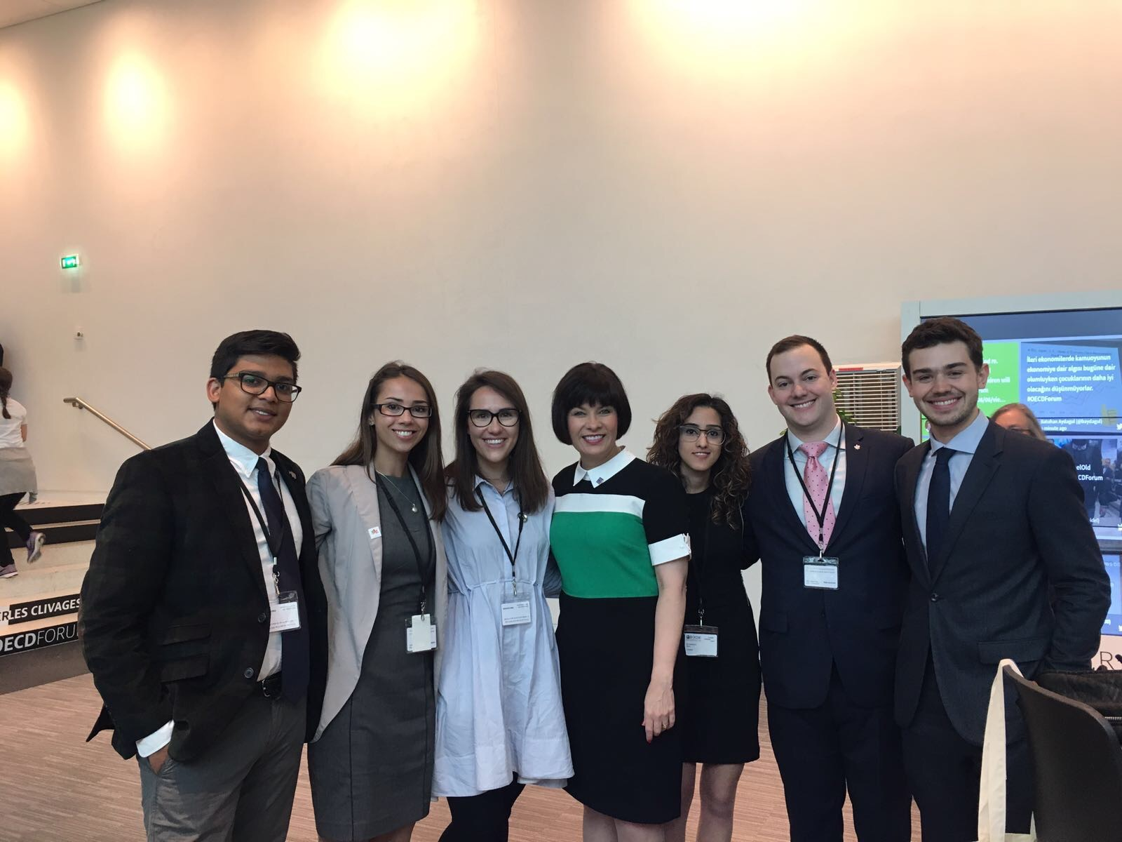 Meeting Ginette Petitpas Taylor, Parliamentary Secretary to Bill Morneau  .jpg