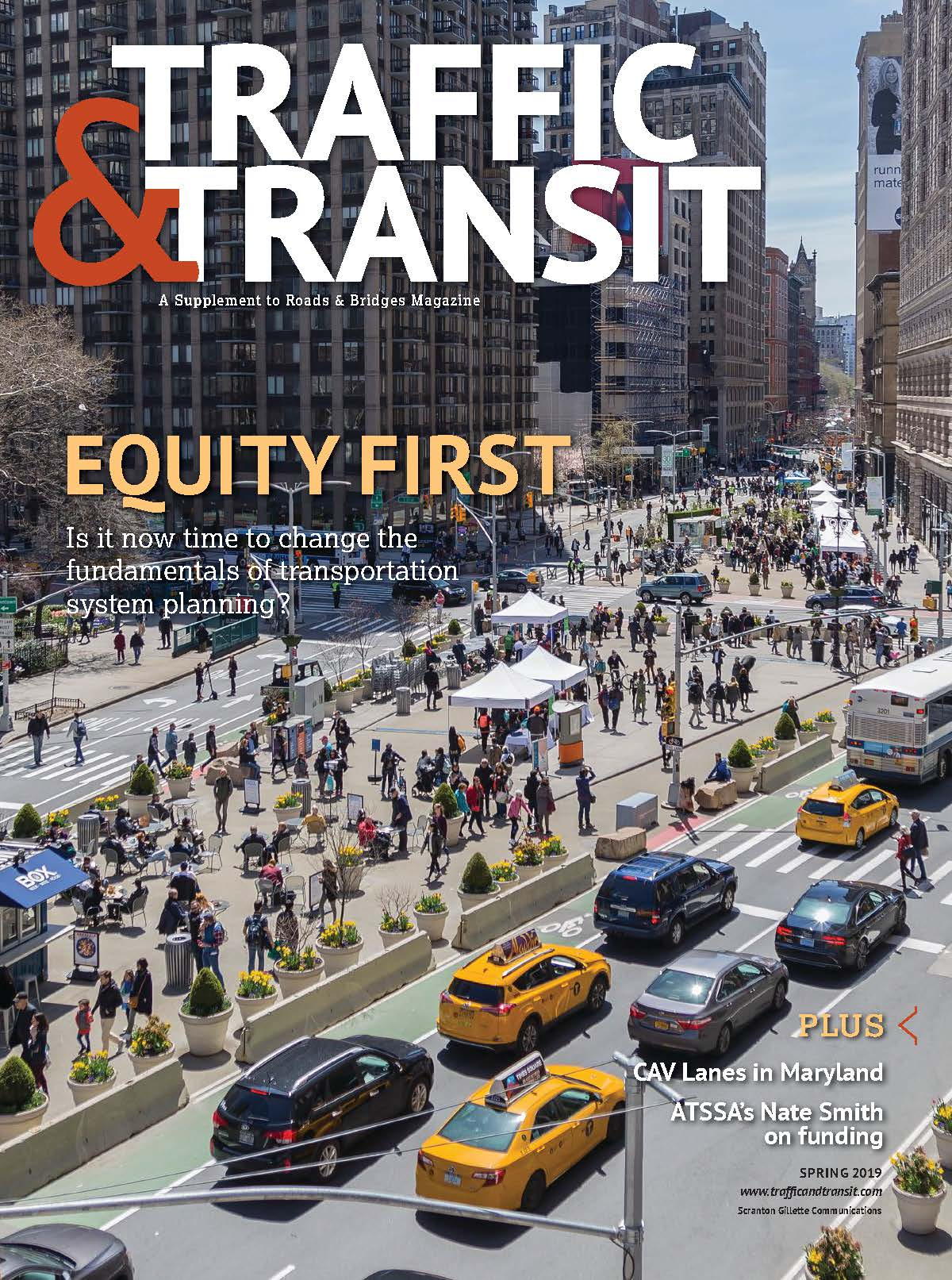 Click here to download my article in Traffic & Transit - Changing the transportation paradigm: Equitable, just and inclusive transportation systems are within our reachCheck out the full issue on the Traffic and Transit website.