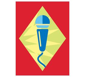 Public Speaker badge