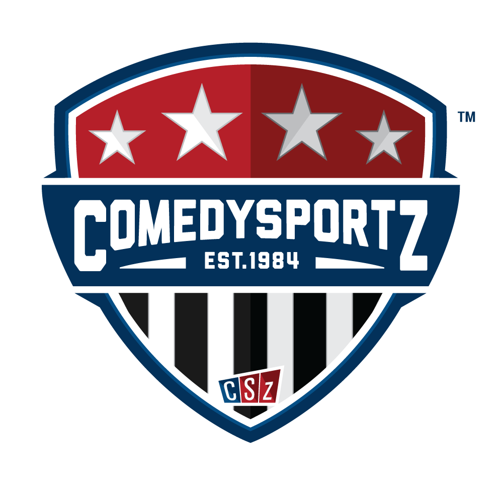 ComedySportz Shield Logo