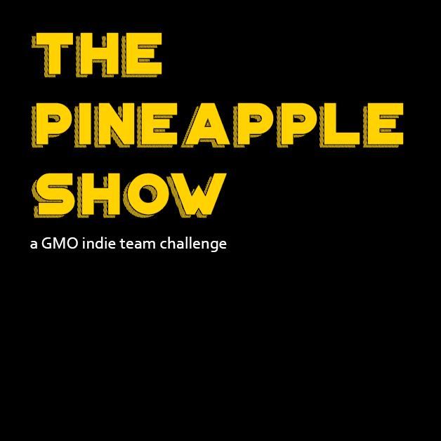 The Pineapple Show logo