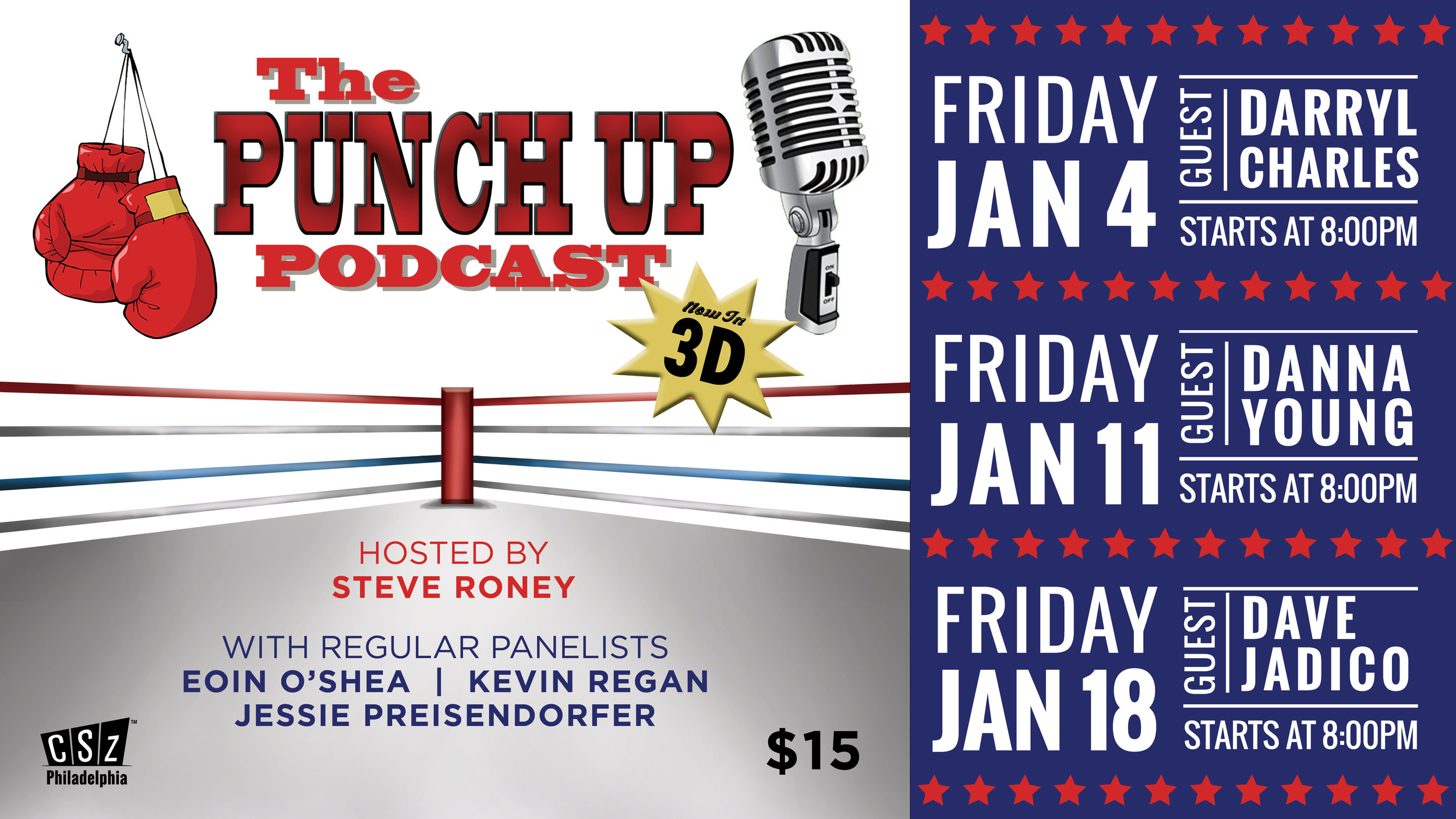 Punch Up Podcast