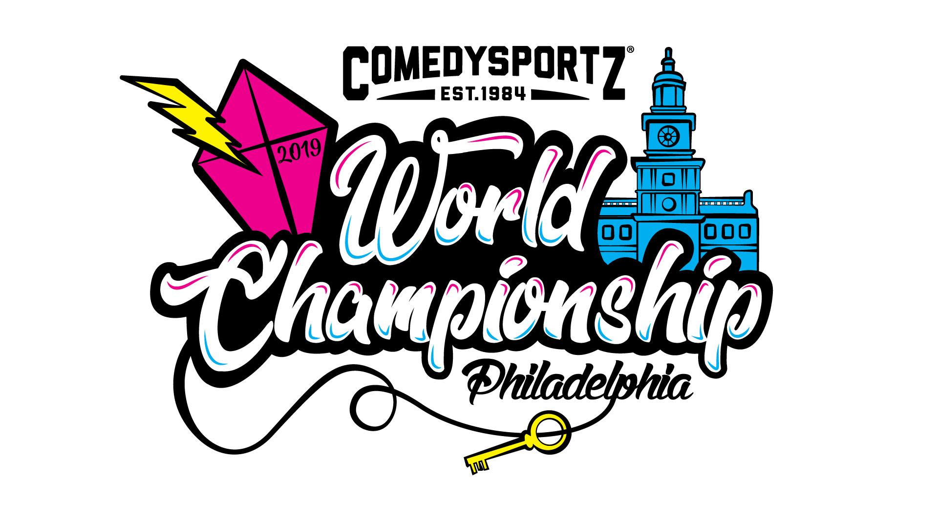 ComedySportz World Championship 2019