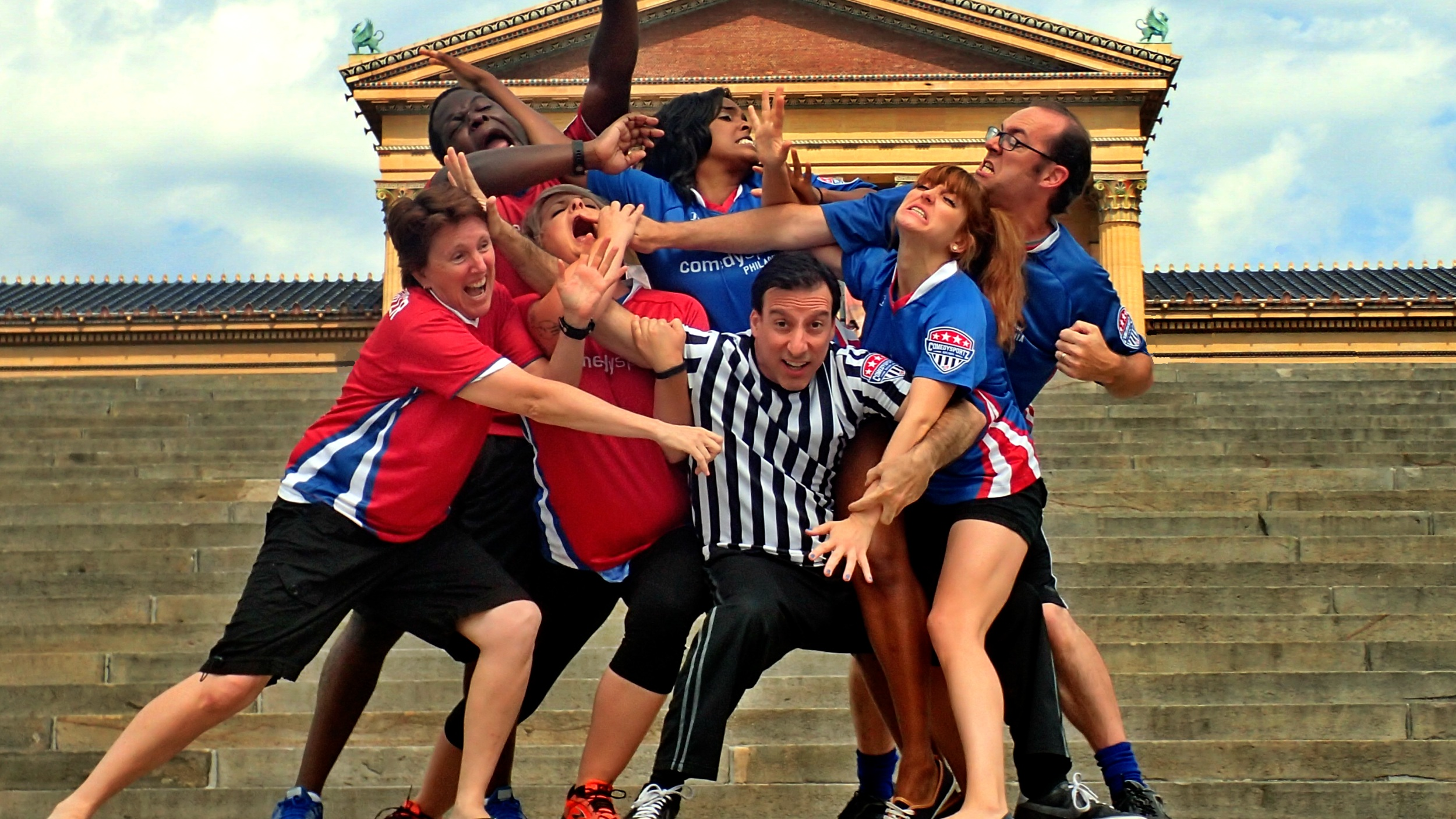 ComedySportz Philadelphia