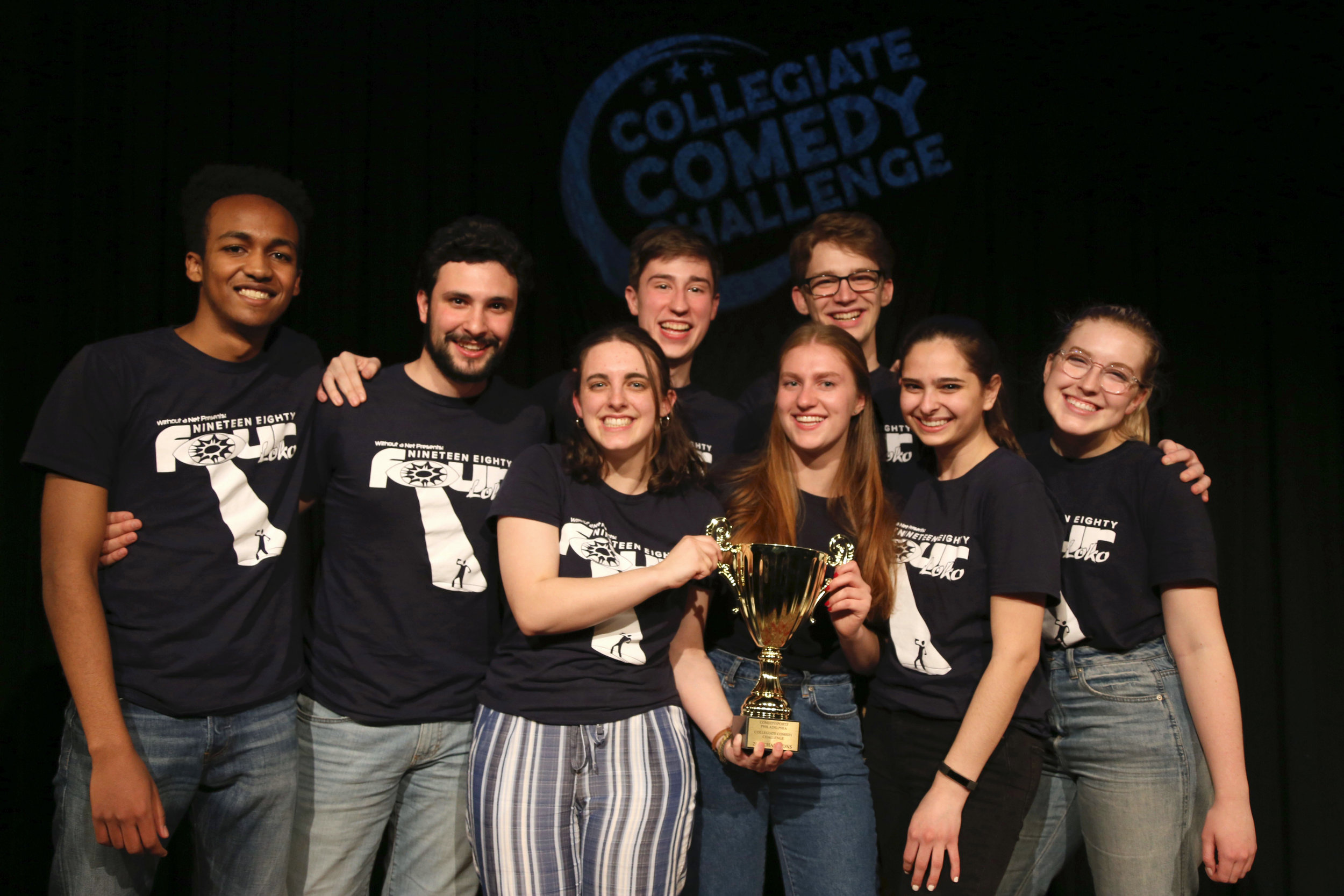 The 2019 Winners: Without A Net (University of Pennsylvania)