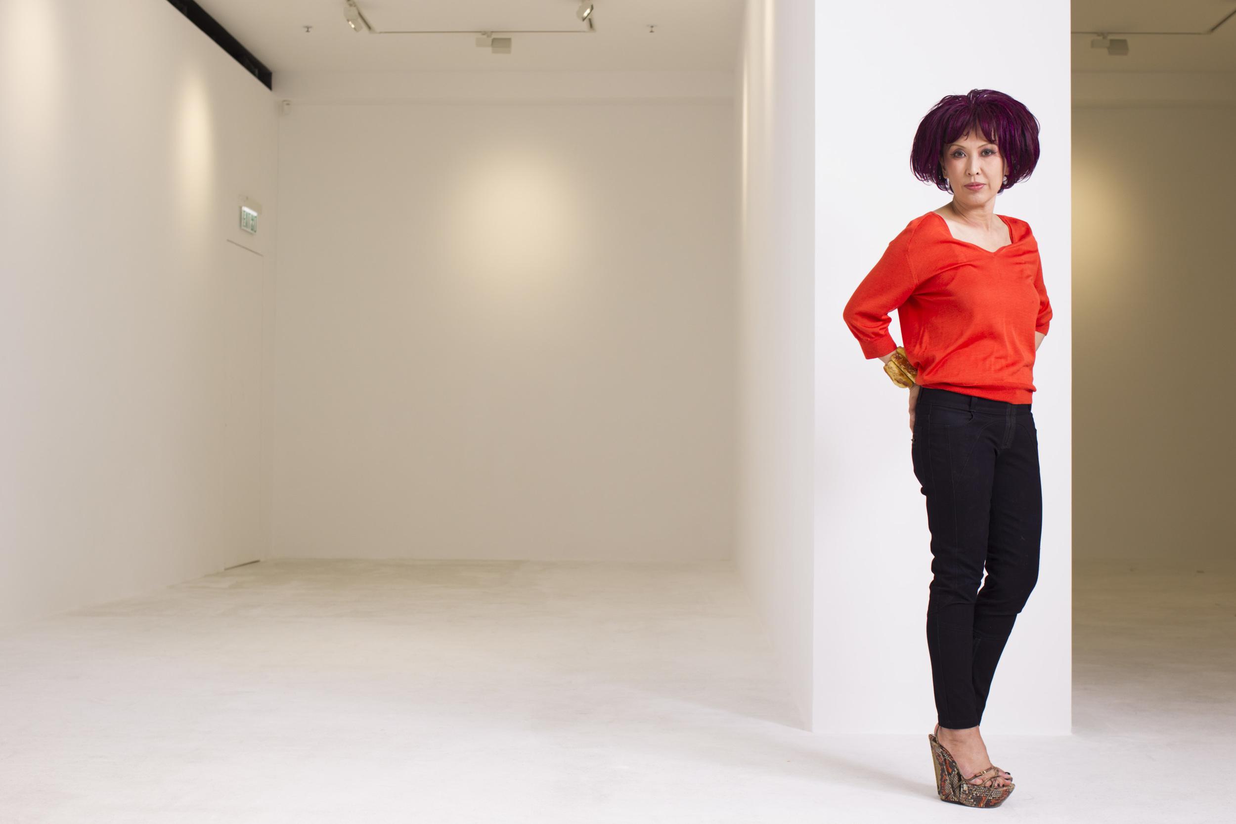 Pearl Lam, Owner of Pearl Lam Galleries