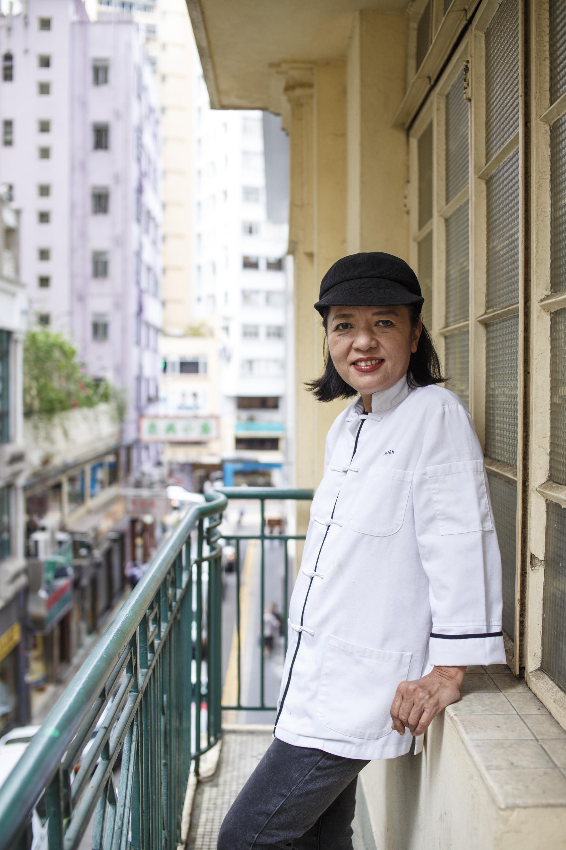 Margaret Xu, Head Chef of Yin Yang, Hong Kong