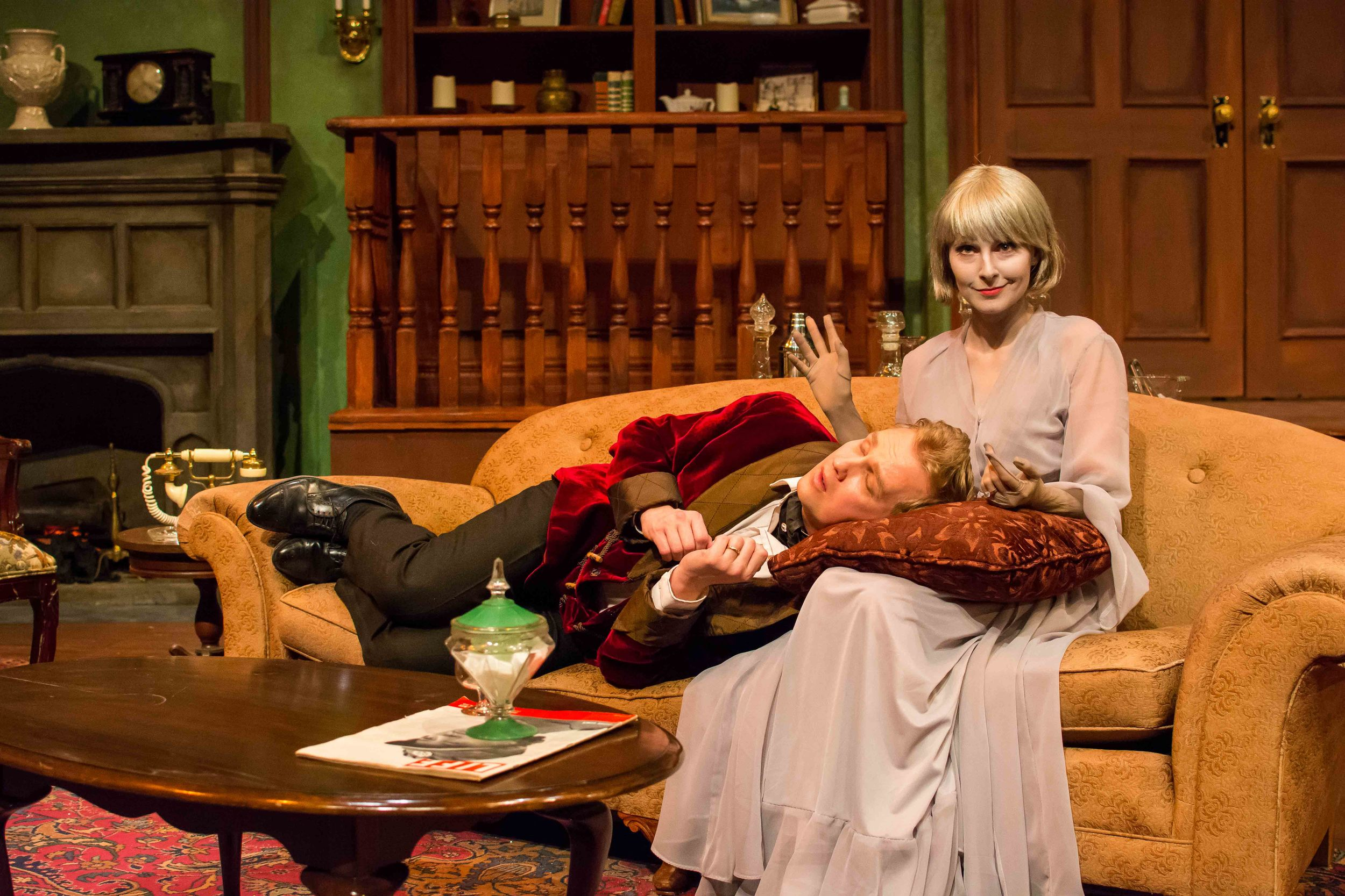 Blithe Spirit at Lyric Arts by Traynor's Photography-122.jpg