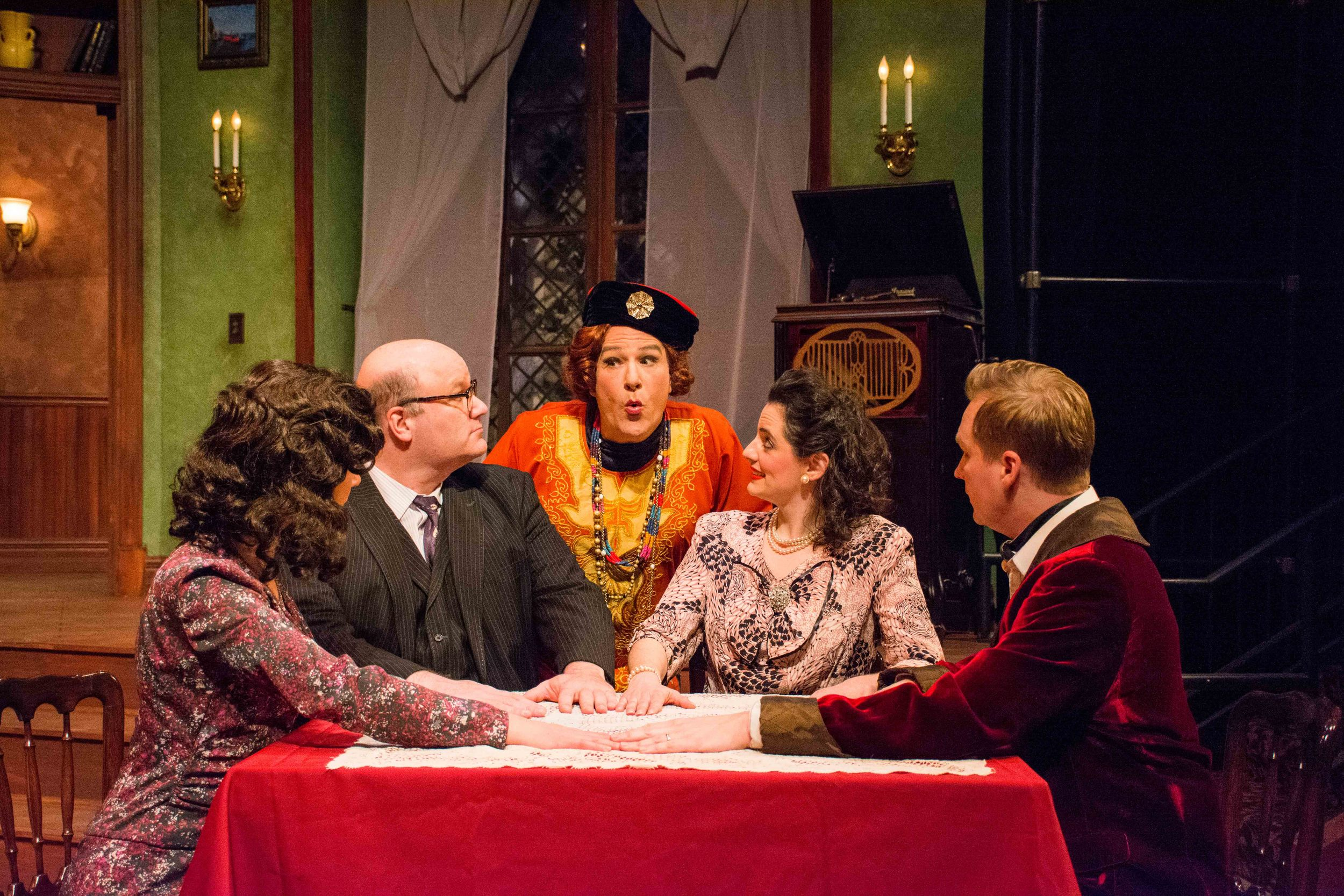 Blithe Spirit at Lyric Arts by Traynor's Photography-88.jpg