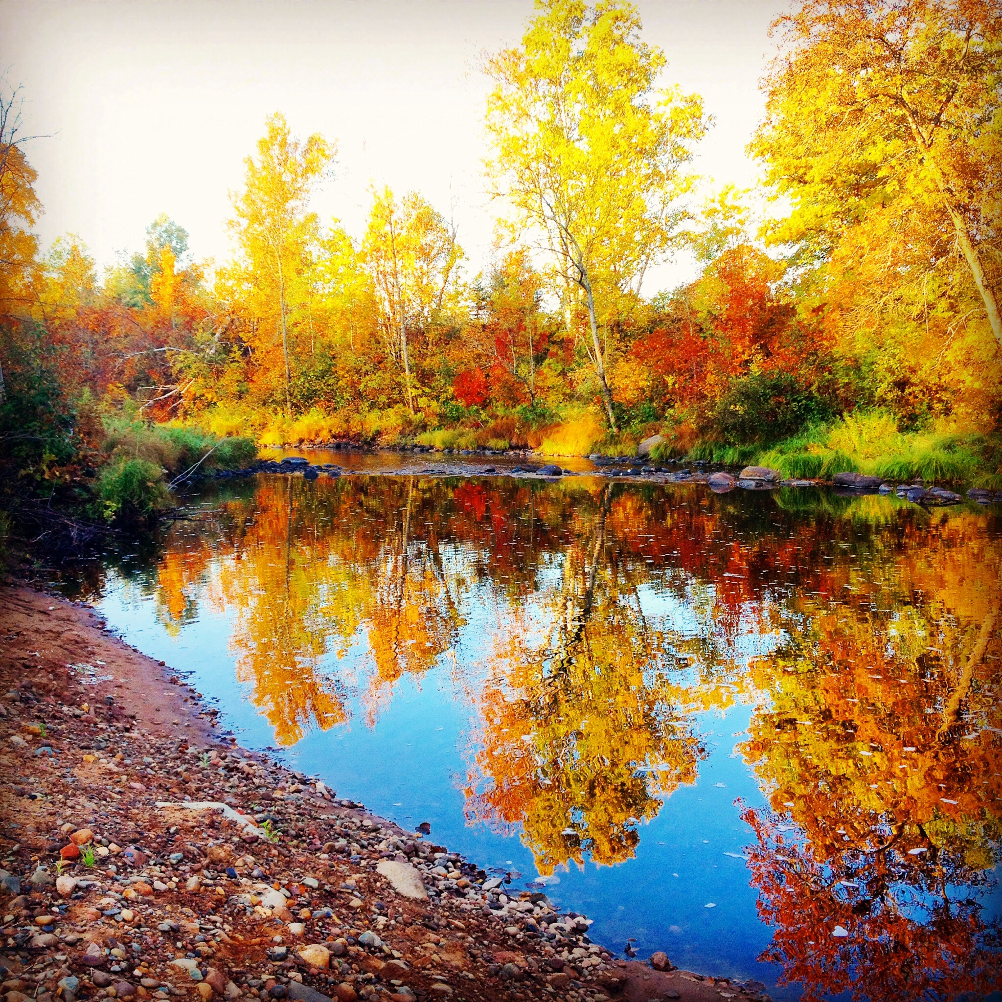 fall colors on Kettle Lake.jpg