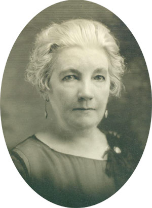 Laura Ingalls Wilder, author of  The Little House on the Prairie  book series