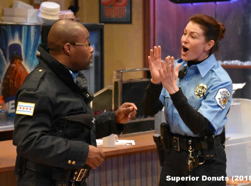 Superior Donuts (2018)