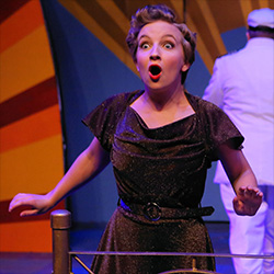 Nykeigh Larson in  Anything Goes  (2017)