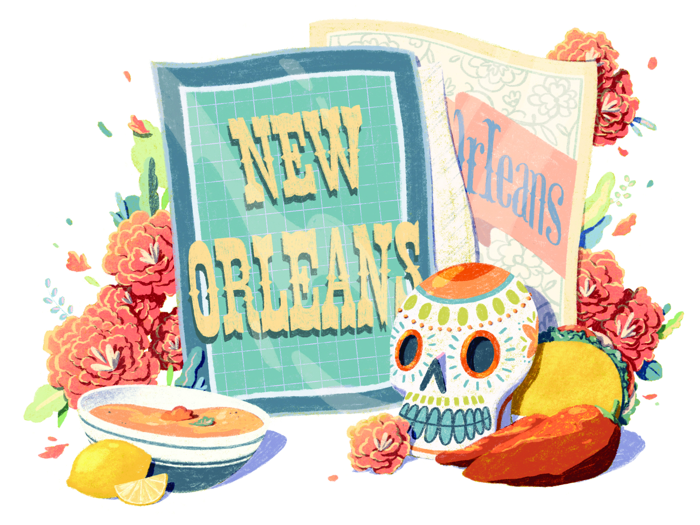 Mexican culture in New Orleans