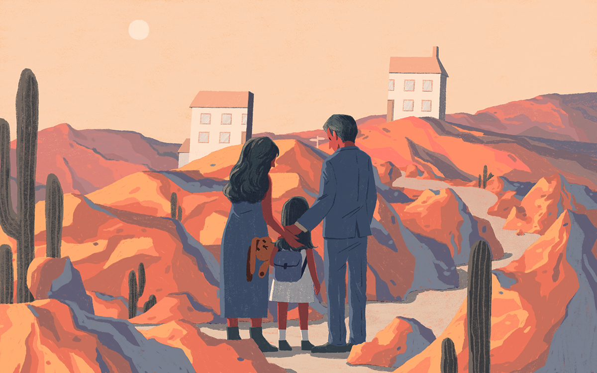 'What If We Lived In Two Houses?' Talking Kids Through Divorce