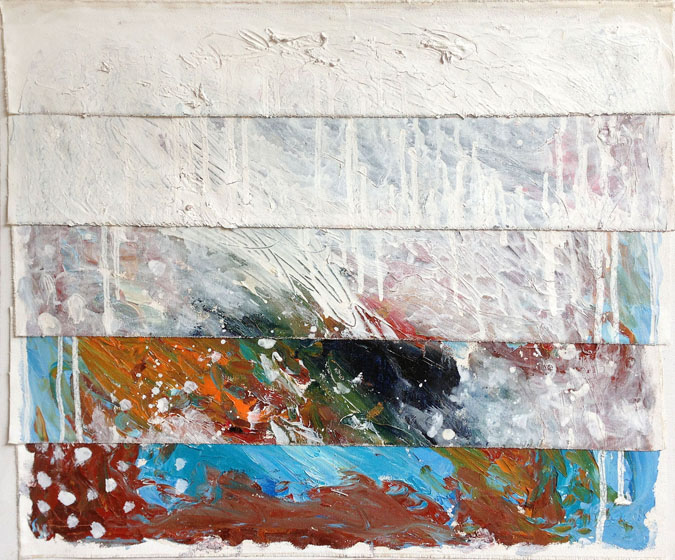 Guy Peppin Sea Study II.