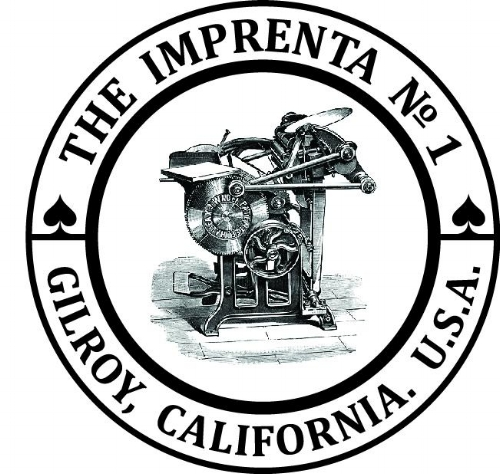 Printed Tees in Gilroy Ca. 95020 | The Imprenta No. 1