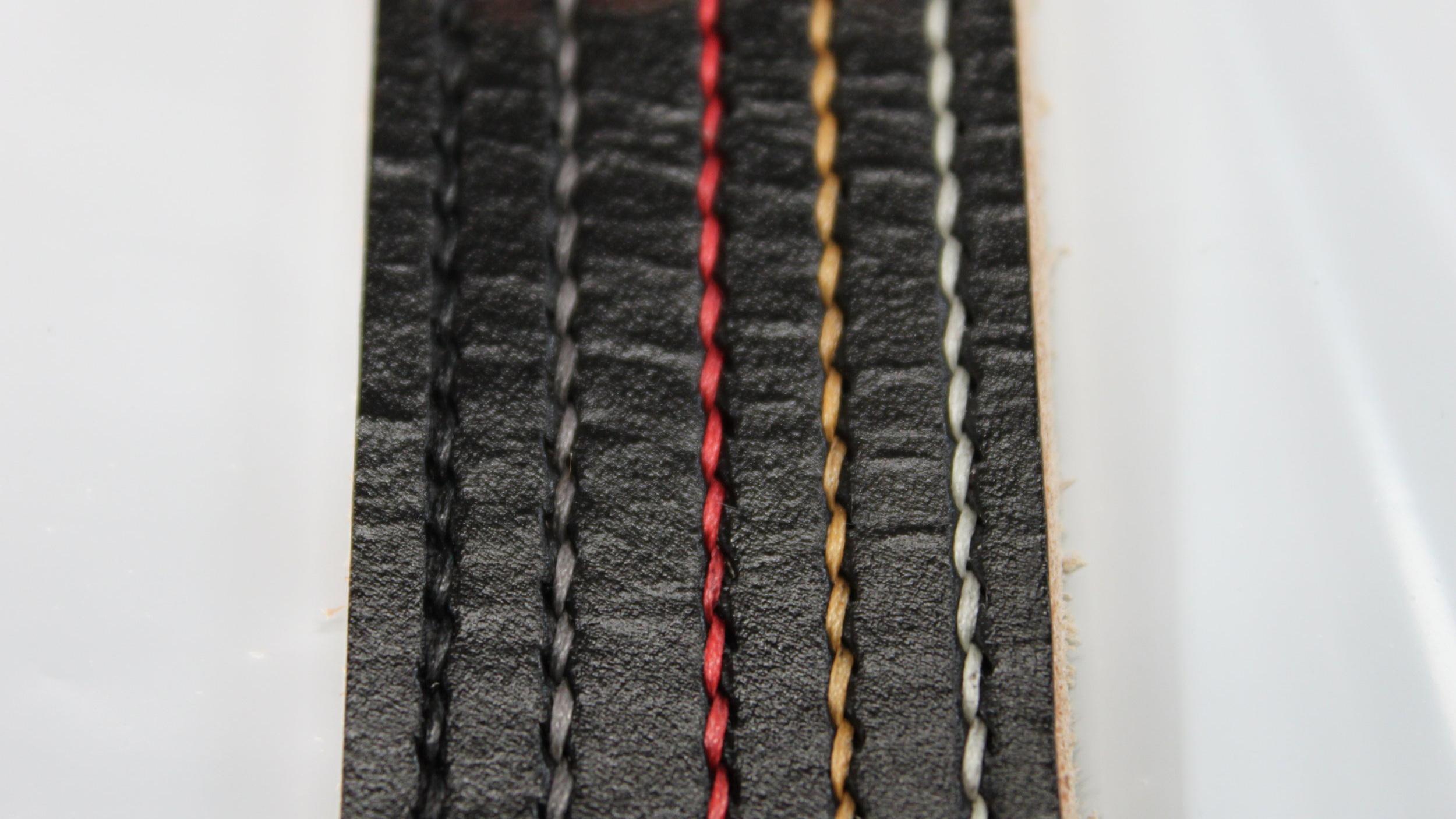 Dark Brown Leather Belt Dye