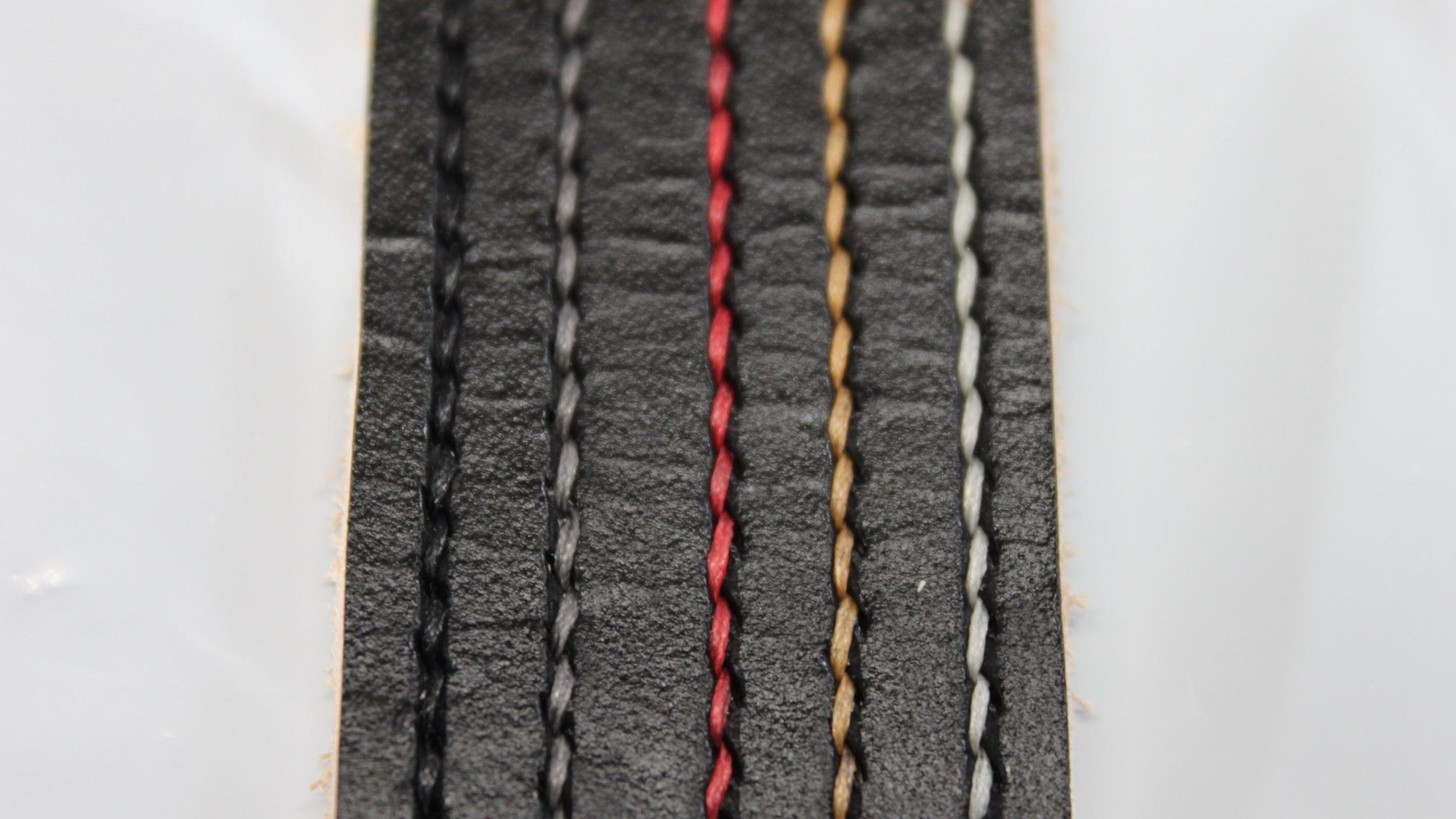 Black Leather Belt Dye