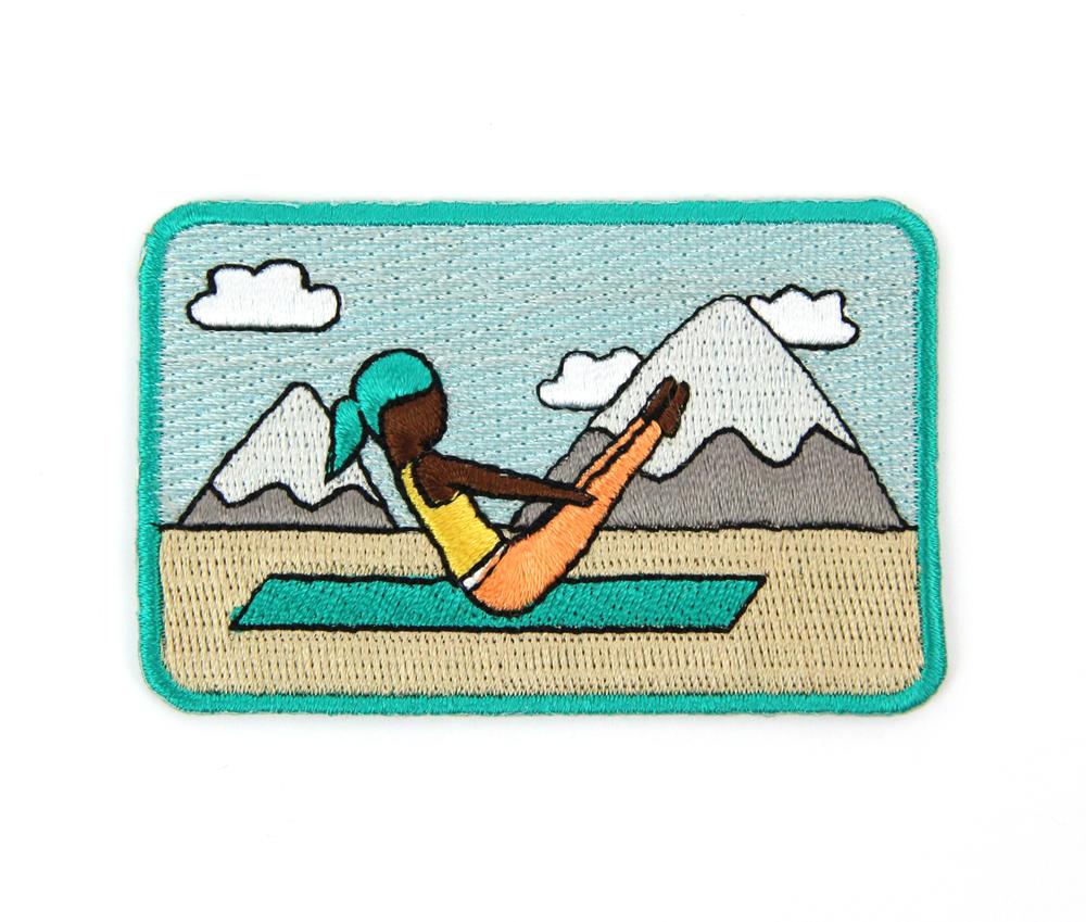 yoga mountains