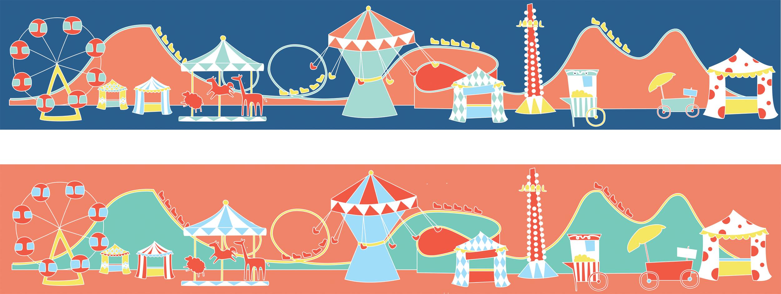 carnival skyline