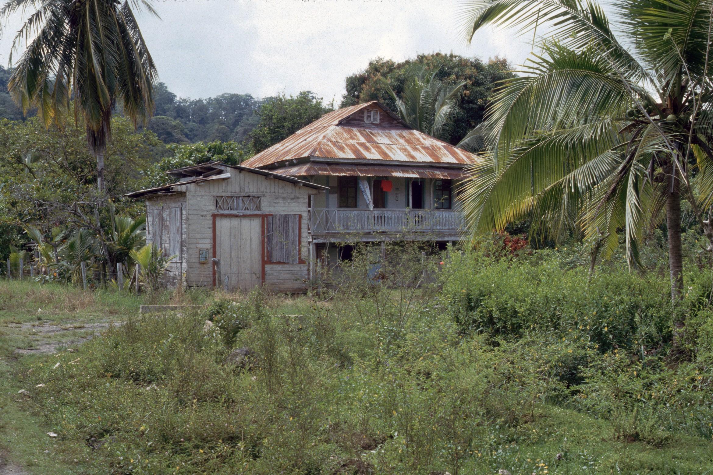 Casa Mr. Patterson    Puerto Viejo    1986    CZ_001_008