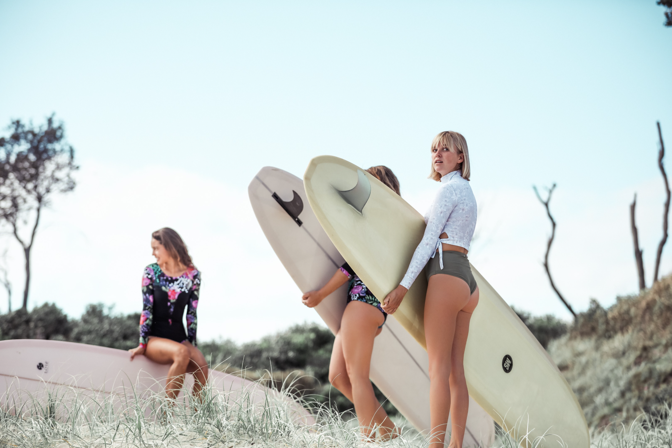 LIVING THE AUSTRALIAN DREAM - Photography by Cécilia Thibier