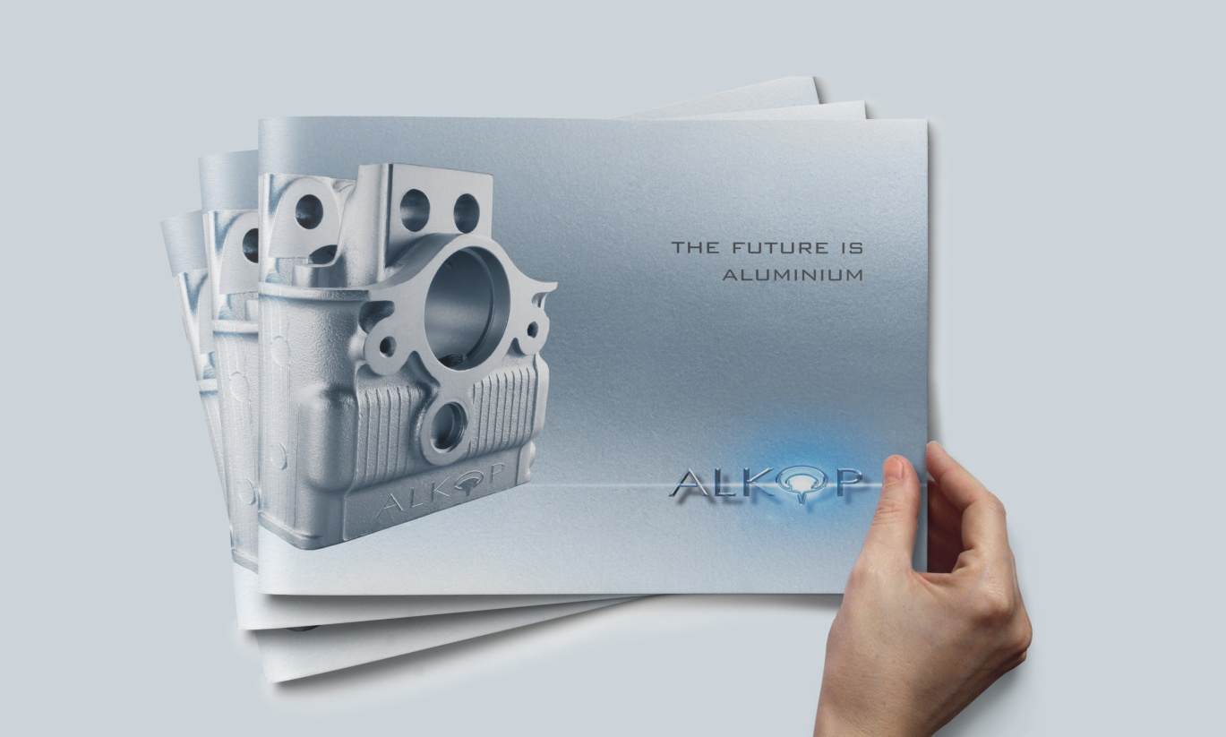 Corporate Brochure for ALKOP    Click here for more...