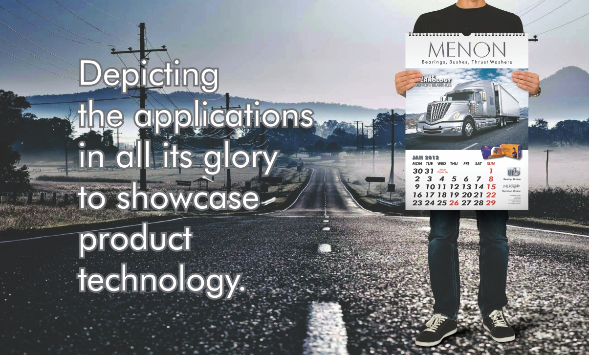 Corporate Branding of Menon     Click here for more...
