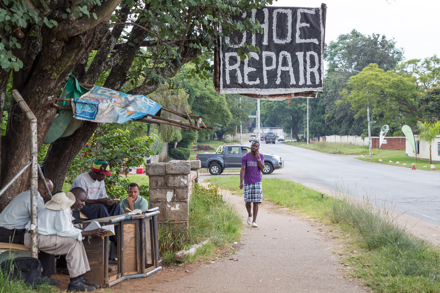 Unemployment in Zimbabwe has been unverified but estimates have been upwards of 75%.
