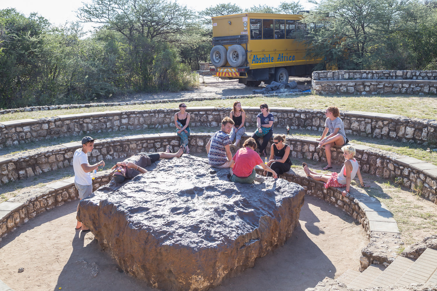 The Biggest Meteorite in the World...