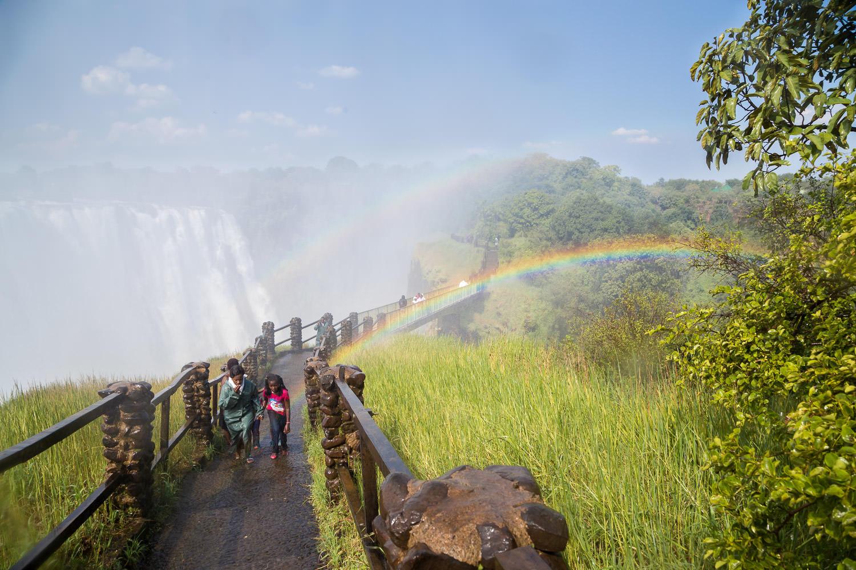 Double Rainbow Shower