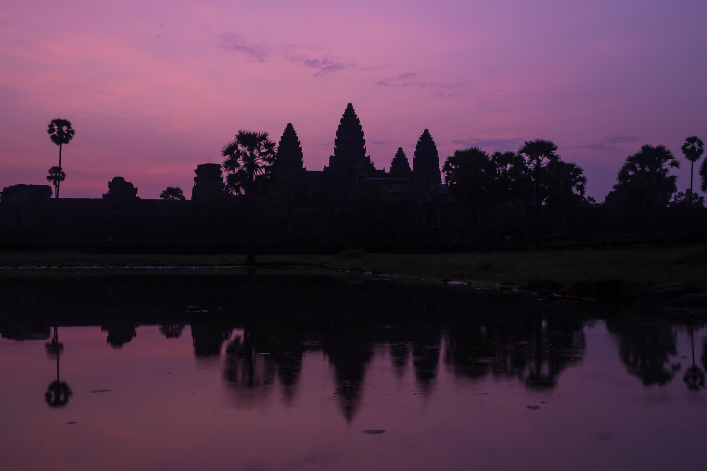 Good morning, Cambodia!