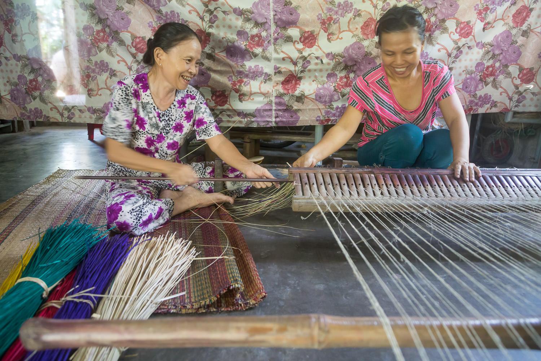 Happy Weaving