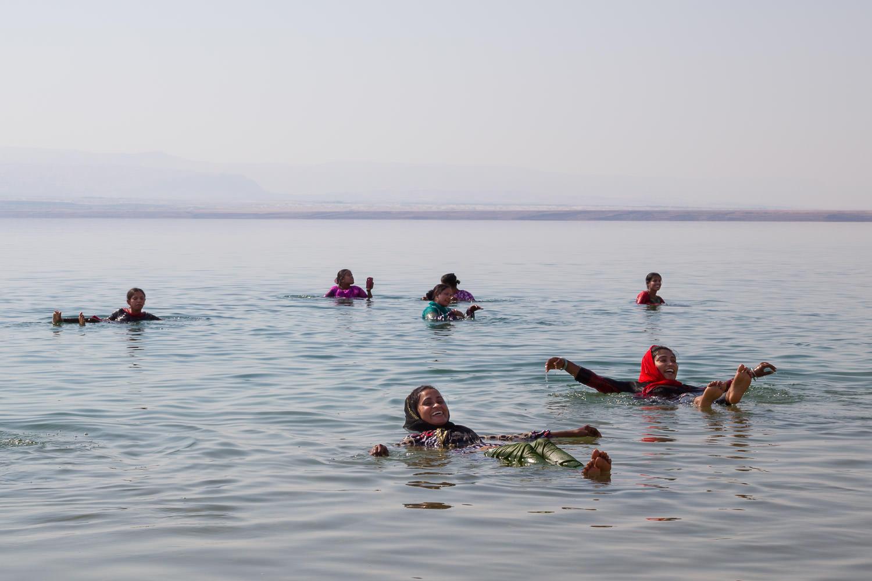 Happy Dead Sea