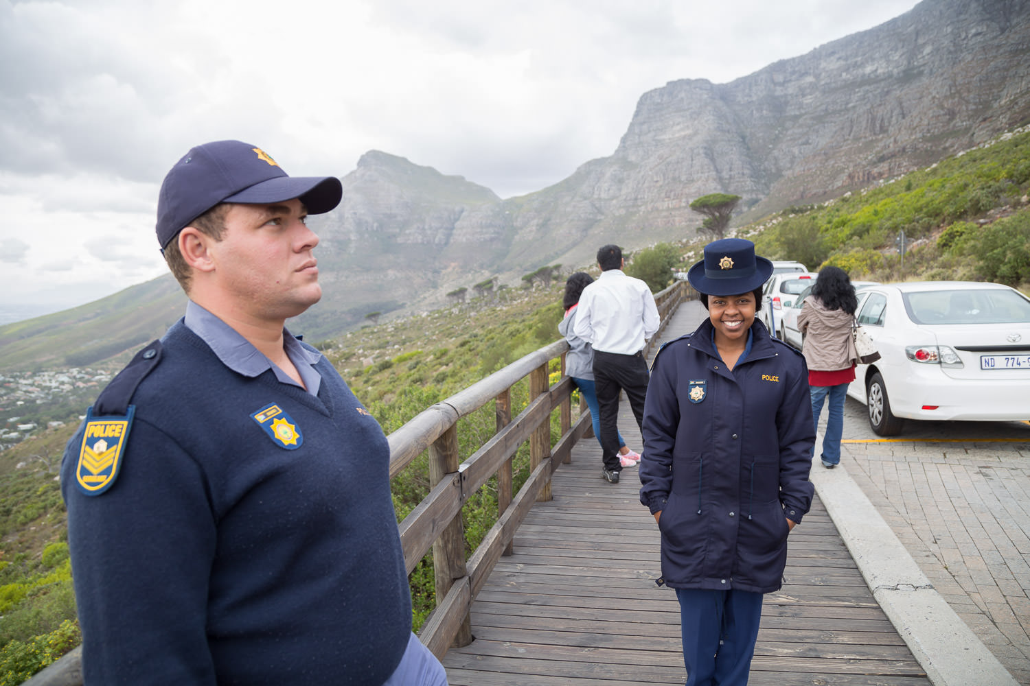 My Table Mountain Tour Guides