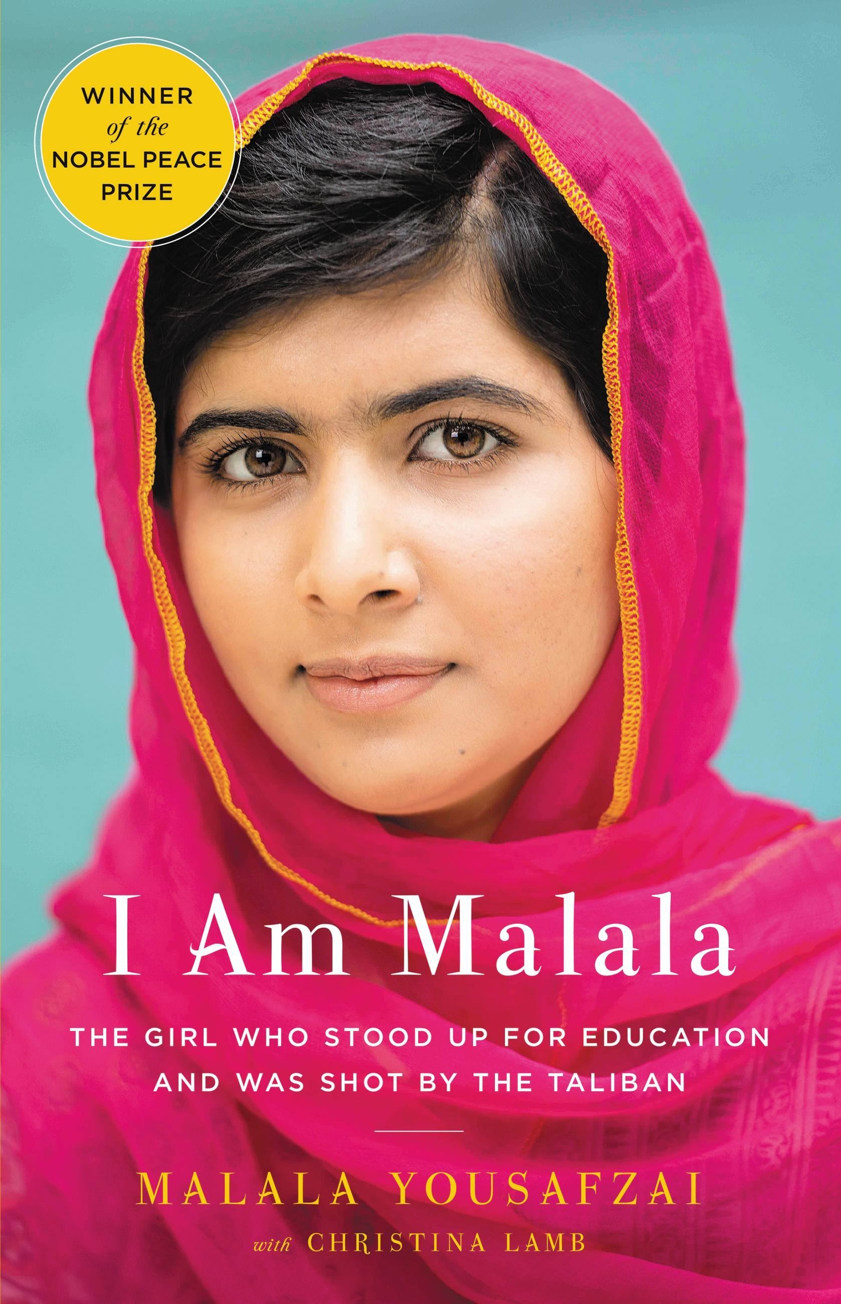 2014 Nobel Peace Prize winner. Amazing story of one girl's dream of spreading equal education for all.